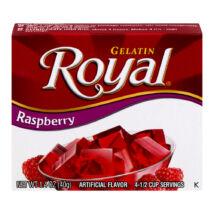 Royal Gelatin Raspberry [USA] 40g