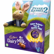 Cadbury Peter Rabbit Toy & Dairy Milk Easter Egg 72g