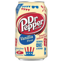 Dr Pepper Vanilla Float [USA] 355ml