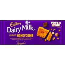 Cadbury Dairy Milk Inventor Honeycomb Chocolate Bar  105g