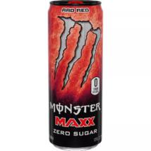 Monster Energy MAXX Rad Red Extra Strength [USA] 355ml