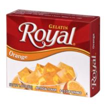 Royal Gelatin Orange [USA] 40g