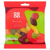 Co-op Wine Gums 175g