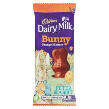 Cadbury Orange Mousse Bunny Vanilla 30g