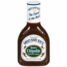 Sweet Baby Ray's Honey Chipotle Barbecue Sauce [USA] 510g