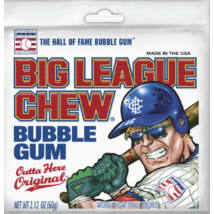 Original Big League Chew Bubble Gum 60g