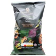 Co Op Irresistible Mixed Root Hand Cooked Vegetable Crisps 100g