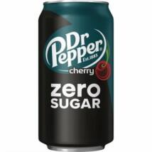 Dr Pepper Cherry Zero Sugar [USA] 355ml