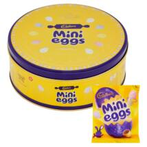 Cadbury Mini Eggs Tin 319g
