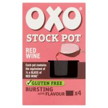Oxo Red Wine Stock Pots x4 20g