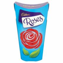 Cadbury Roses Chocolate Carton 187g