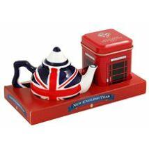 New English Tea Mini Teáskanna és Teaválogatás