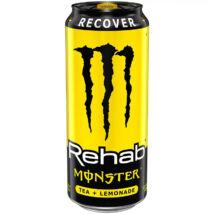 Monster Energy Recover Rehab Lemonade [USA] 473ml