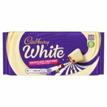 Cadbury White Jelly Popping Candy 160g