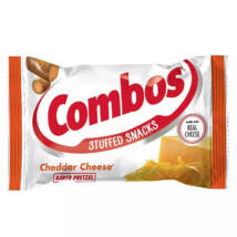 Combos Cheddar Cheese Pretzel [USA] 51g