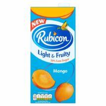 Rubicon Light Mango Gyümölcsital - 1 Liter