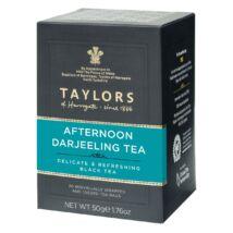Taylors of Harrogate Afternoon Darjeeling Tea Bags - 20db borítékolt filter