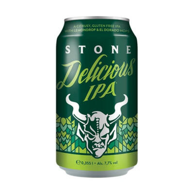 Stone Brewing - Delicious Gluten Free IPA (355ml, 7.7%)