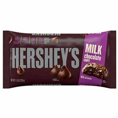 Hershey's Baking Chips Milk Chocolate [USA] 326g