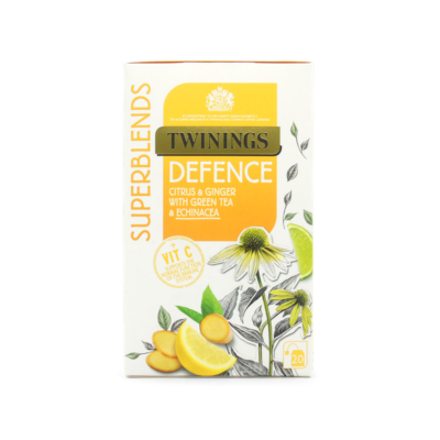 Twinings Superblends Defence Tea 20 db filter