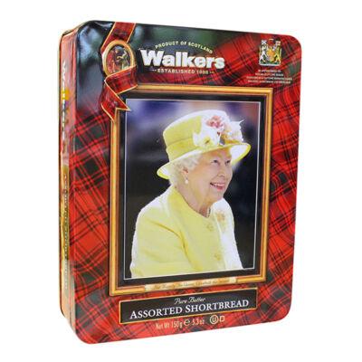 Walkers Her Majesty the Queen Assorted Shortbread 150g