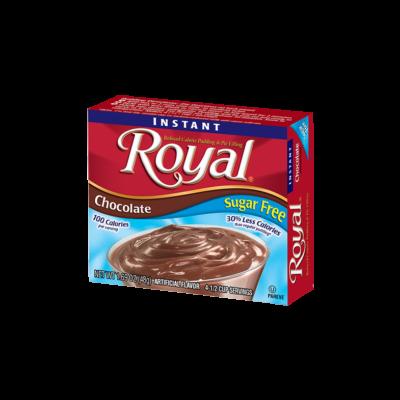Royal Pudding Chocolate Sugar Free