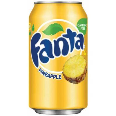 Fanta Pineapple (ananász) [USA] 355ml