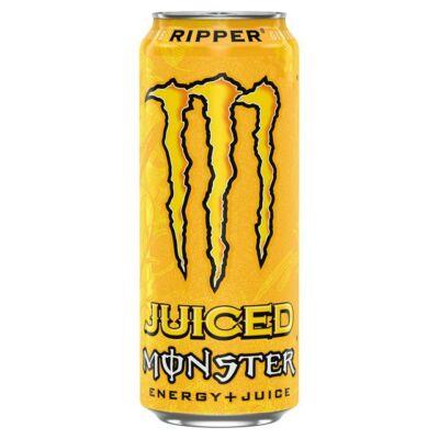 Monster Ripper ÚJ kiadás árcímkés 500ml