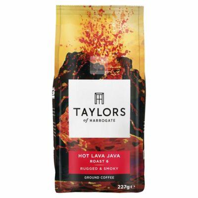 Taylors Dark Roast Hot Lava Java Coffee 227g
