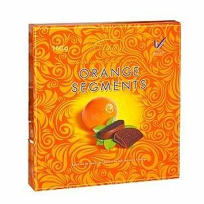 Ashleys Orange Segments 160g