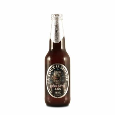 Megadeth À Tout Le Monde Beer (341ml, 4.5%)