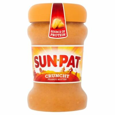 Sunpat Crunchy Peanut Butter - Mogyoróvaj 200g