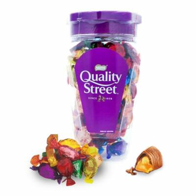 Nestlé Quality Street Jar 600g