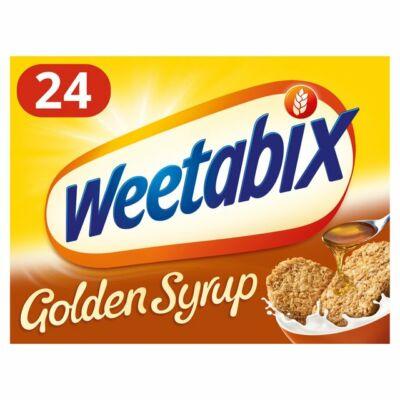 Weetabix Golden Syrup 24db
