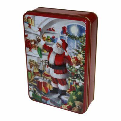 Grandma Wild's Santa in a Toy Shop Tin 224g