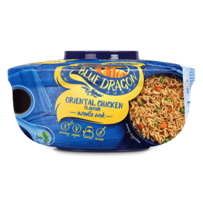 Blue Dragon Chicken Noodle Wok 65g