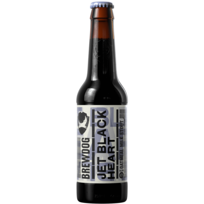 BrewDog Jet Black Heart (330ml, 4.7%)