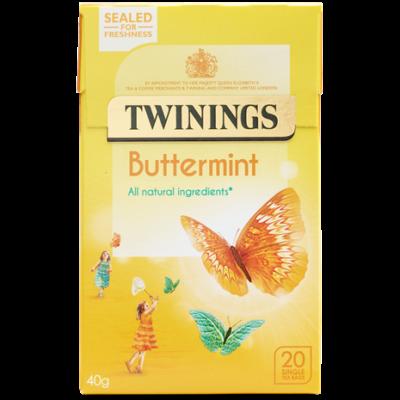 Twinings Buttermint (Vaj menta) Tea 20 db filter