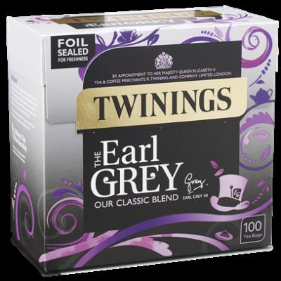 Twinings Earl Grey Tea 100 db filter