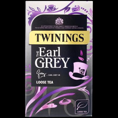 Twinings Earl Grey szálas tea 125g