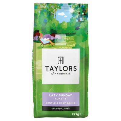 Taylors Lazy Sunday Ground Coffee 227g