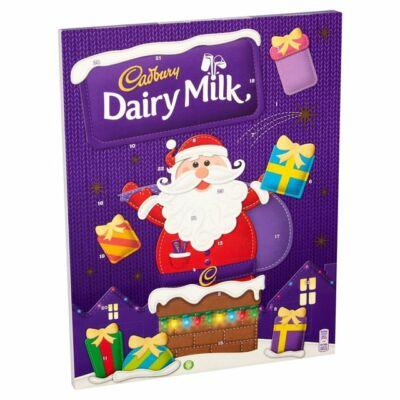Cadbury Dairy Milk Adventi naptár 90g