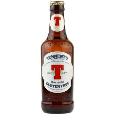 Tennent's Gluten Free 1885 Lager (5%, 330ml)