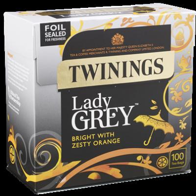 Twinings Lady Grey Tea 100 db filter