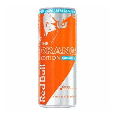 Red Bull Sugar Free Orange Edition PM1.25 250ml