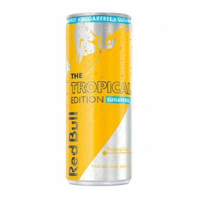 Red Bull Tropical Sugar Free PM1.25 250ml