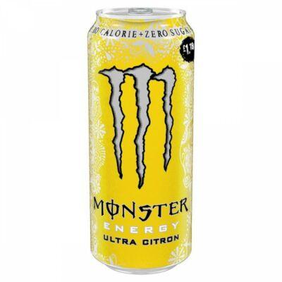 Monster Ultra Citron PM1.19 500ml
