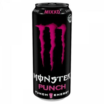 Monster Punch Mixxd PM1.19 500ml