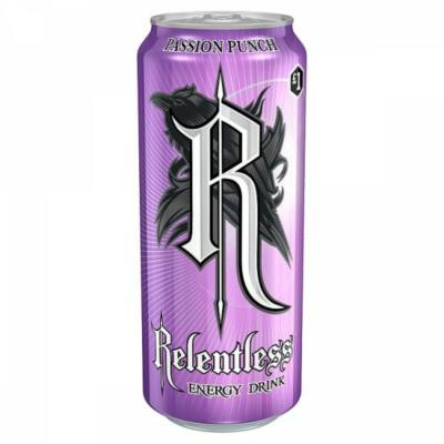 Relentless Passion Punch PMP 1 GBP 500ml