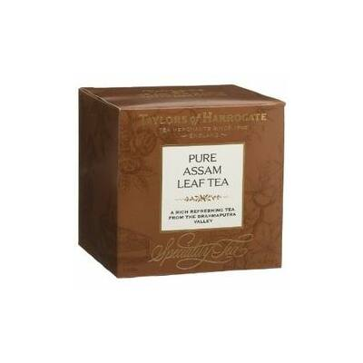 Taylor's Of Harrogate Pure Assam Tea (Szálas Assam Tea) 125g